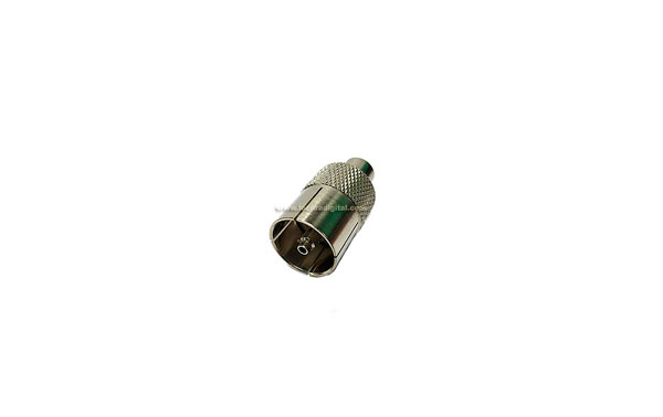 CON3017 PL male quick connector, for connecting and disconnecting quickly
