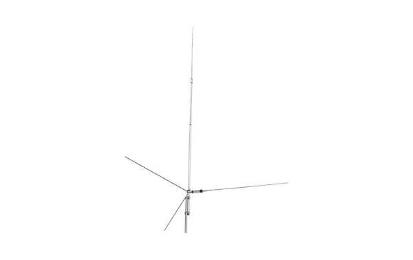 DIAMOND CP-610  Origianl Japón. Antena base vertical HF 6 (50 Mhz) & 10 (28 Mhz) metros