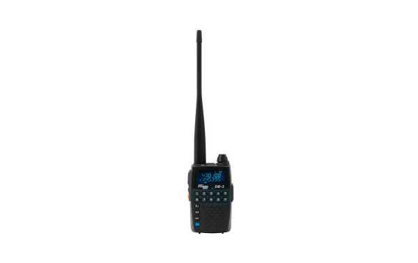 144 ~ 146 MHz (RX / TX) - 430 ~ 440 MHz (RX / TX)