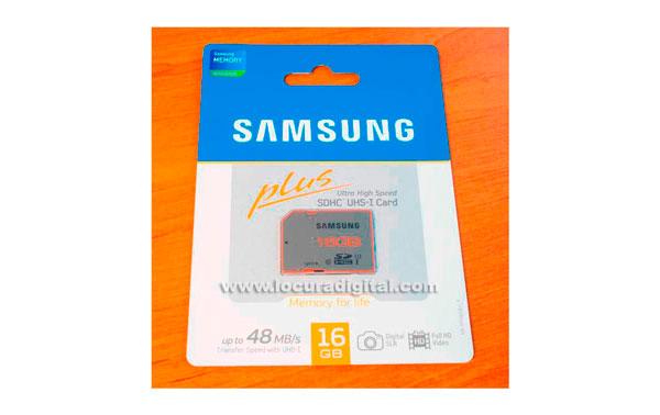 SD Samsumg 16GB