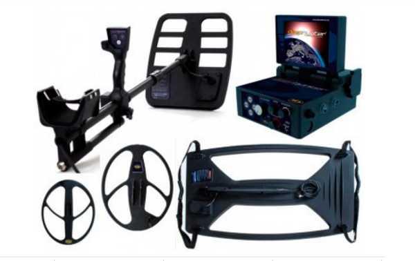 NOKTA Deephunter 3D Detector de metales profesional de gran profundida