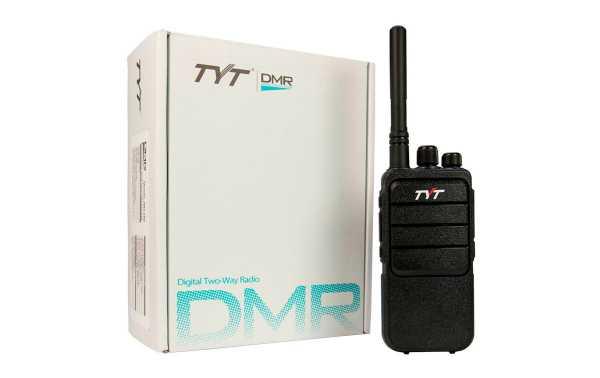 TYT MD280 Walkie UHF profissional 32 canal digital DMR 5W