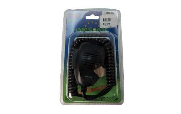 DNC518 PRESIDENT Microfono original 6 pin