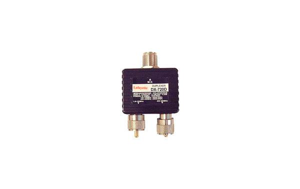 DX-720D LAFAYETTE duplexor HF-VHF-UHF