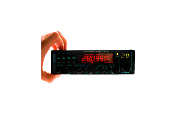 DX-5000 V6 HF 28-29.700 MHz POTENCIA 12 WATIOS AM/ FM. Y BANDAS LATERALES 21 WATIOS