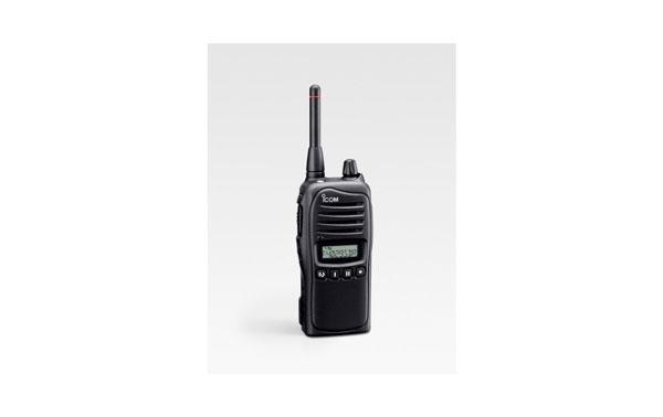 ICF4029SDR ICOM Portátil PMR-446 uso lilbre analógico y digital