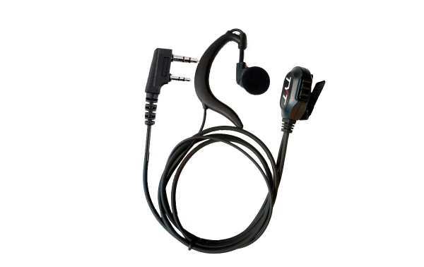 TYT EARPHONE-K Micro-Auricular Original TYT de 2 pins Kenwood