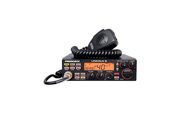 PRESIDENT LINCOLN II ASC Emisora AM-FM-USB-LSB-CW