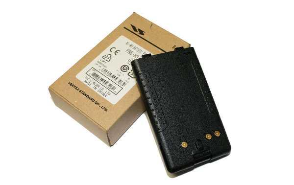 FNB83 ORIGINAL YAESU Batterie Ni-Mh 7,2 V / 1400 mAh.