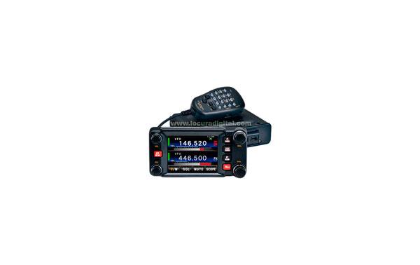 Yaesu FTM400X-EMETTEUR MOBILE DIGITAL BIBANDE