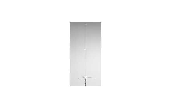 COMET GP6M  Antena base bibanda 144-430 Mhz., fibra de vidrio
