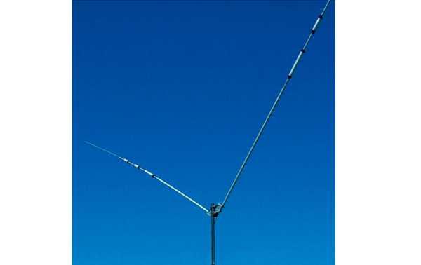 H-422 COMET ANTENNA. Dipolo rigido HF Frecuencias: 7-14-21-28 Mhz