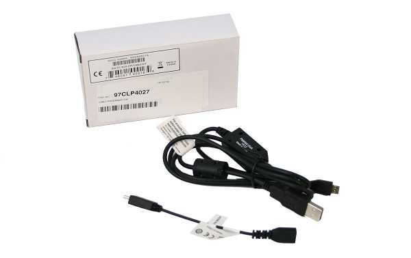 HKKN-4027 MOTOROLA cable de programacionpara walkies talkies Motorola  XT-420 - XT-460 - XT-466