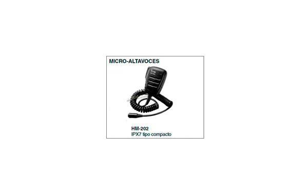 Micro- HM202 hand speaker IC-M 73