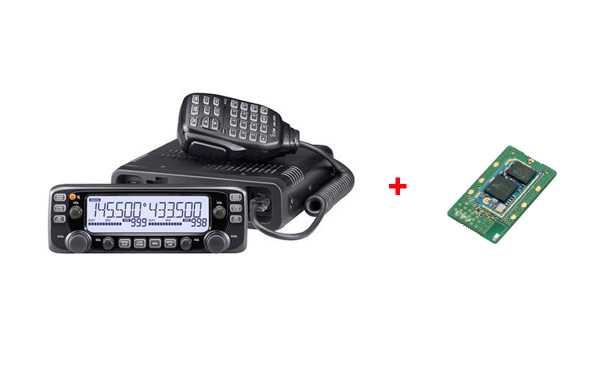 ICOM IC-2730E VHF/UHF Dual Band Mobile Transceiver