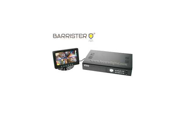 BARRISTER BIP 500