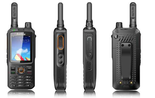 INRICO T320 Walkie uso libre 4G LTE Android/WiFi