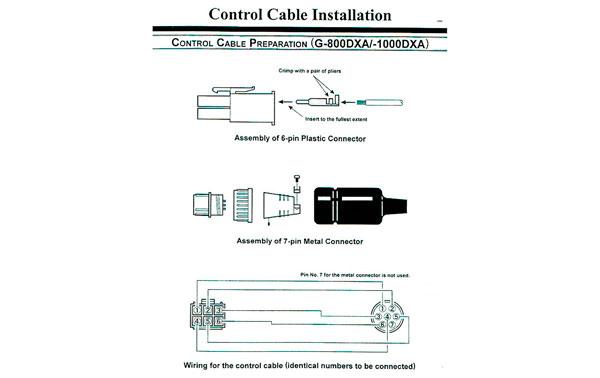 Wiring Diagram For Yaesu G 800