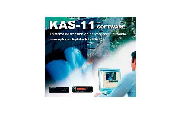 KENWOOD KVT-11 NEXEDGE Sistema de transmision de imagenes.