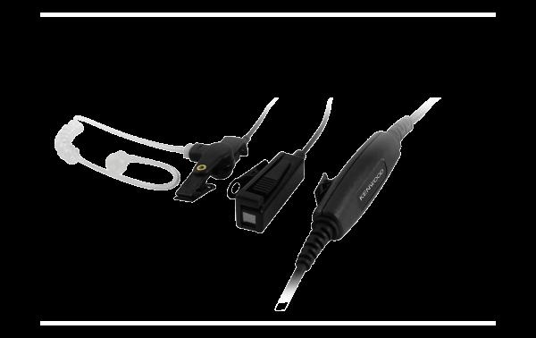 KENWOOD KHS-9BL Original Series Headset with PTT 3p 60/70/160/170/3201/202