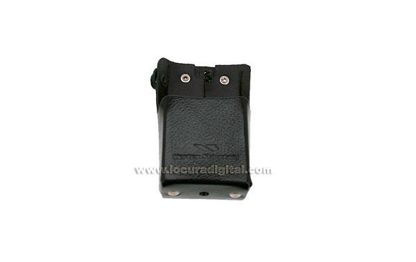 LCC451 VERTEX funda de piel para walkie VX-451