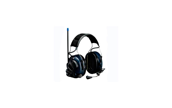 Headset Peltor Hearing Protector With Walkie Talkie Pmr446