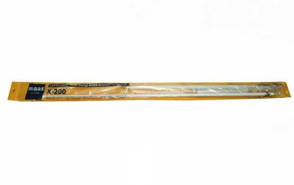 MAAS X-200N Antena Bibanda VHF/UHF144/ 430 MHz conector N