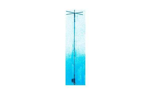 MFJ1792 MFJ Antena HF vertical 40/80 mts. Longitud: 10 metros