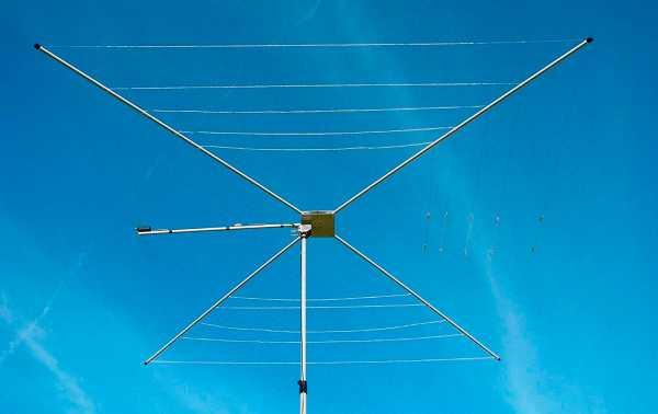MFJ-1836 Antena MFJ COBWEB (teia de aranha) Onda HF 1/2 6 bandas 6, 10, 12, 15 17, 20 metros. 300 watts