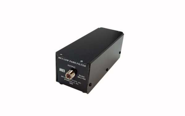 MFJ 704 Low Pass Filter, frequency cut 40 Mhz Max power 1,5 Kw