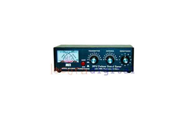 MFJ904H ACOPLADOR DE  ANTENAS HF 3,5- 30 Mhz