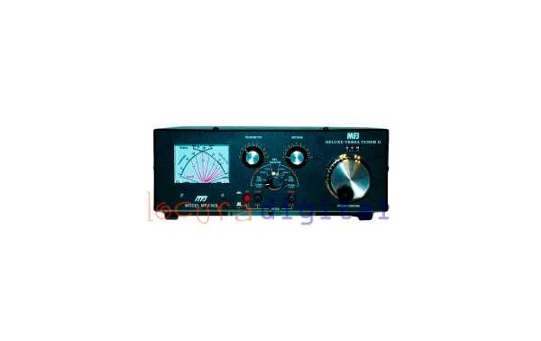 MFJ 969  ACOPLADOR  DE  ANTENAS HF 1,8- 60 Mhz