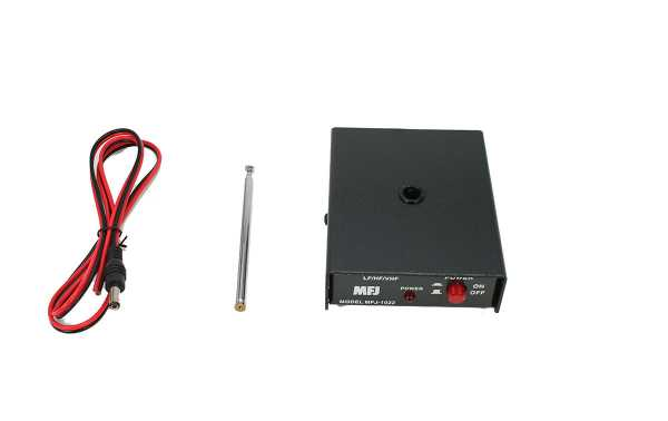 MFJ 1022 Antena activa MFJ de 0,3 a 200 Mhz