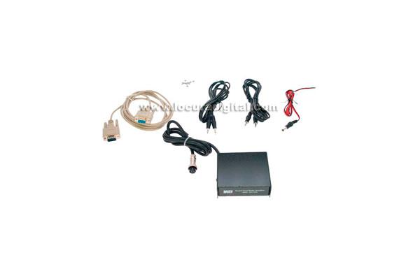 MFJ1273B MFJ interface tarjeta de sonido, BASIC, PSK31-DIGITAL, ECHOLINK