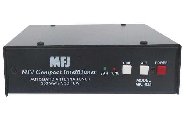 MFJ-939-K Acoplador Automatico antena HF1.8-  30 Mhz emisoras KENWOOD