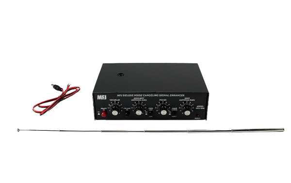 MFJ1026 MFJ Noise and interference cancellation filter