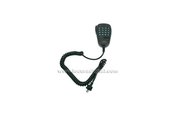 MH36E8J YAESU Microfono DTMF para FT-450, FT-817, FT-857 y FT-897