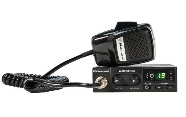CB ALAN 100 PLUS transmitter