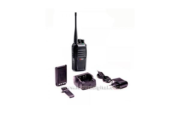 MIDLAND D200D PMR WALKIE PMR446 ANALOGICO/DIGITAL USO LIBRE
