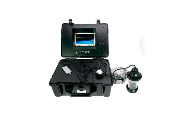 BARRISTER MP-5050 KIT CAMARA SUMERGIBLE CON MONITOR 7 PULGADAS ESPECIAL PARA POZOS