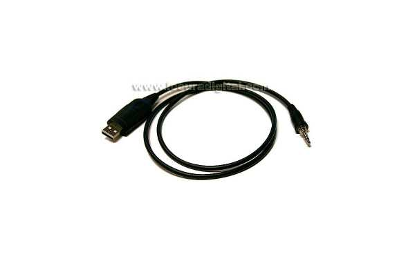 NAU122U NAUZER cable programación USB para equipos YAESU conector Y2, VX146,VX 246, VX180 ETC..