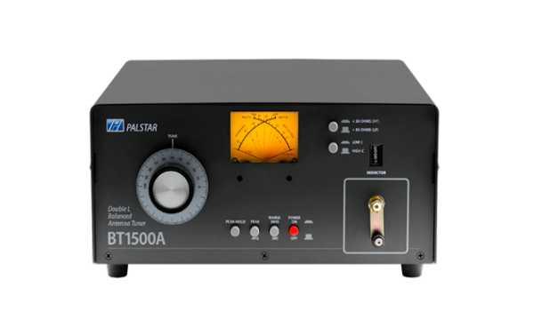 BT-1500A PALSTAR Acoplador de antena HF 1.8-30 MHz potencia 1500W PEP