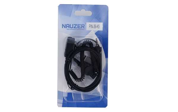 PIN39-K5 NAUZER Micro Auricular tubular  para TK3601 KENWOOD