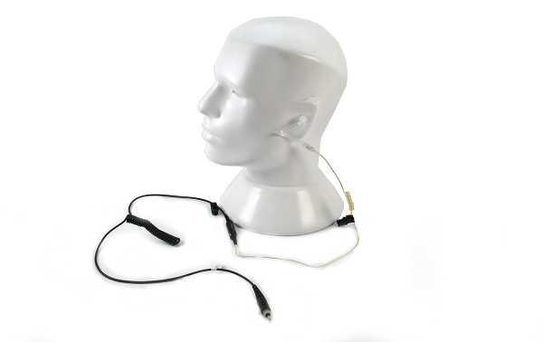 MOTOROLA PMLN8190 Micro-Auricular tubular Pinganillo para CLP-446e