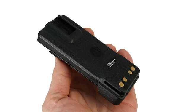 PMNN4412 Motorola Bateria de Litio capacidad 1400 mAh.