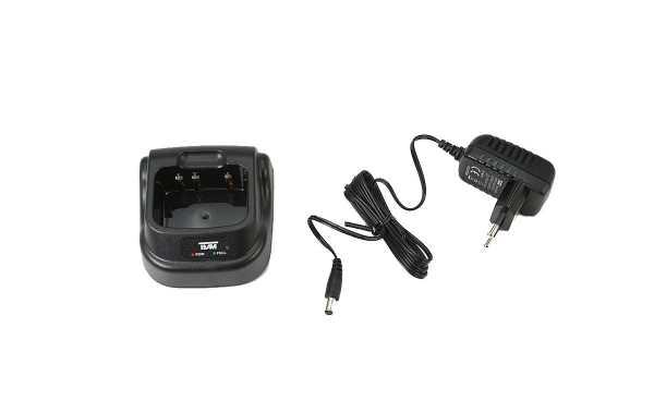 Chargeur TEAM PR-2367 pour walkies Tecom PR-8090, PR-8091 et PR-8094