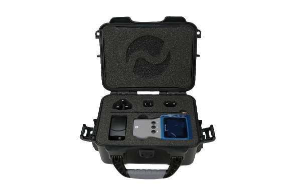 PRO-W10GX  Detector profesional de frecuencias 0 -10 GHZ Digitales y analogicas.