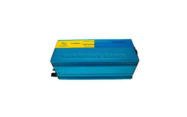 PSI300024 DCU Inversor 24 volts DC a 220 volt AC,3.000 wats. Onda Senoidal Pura