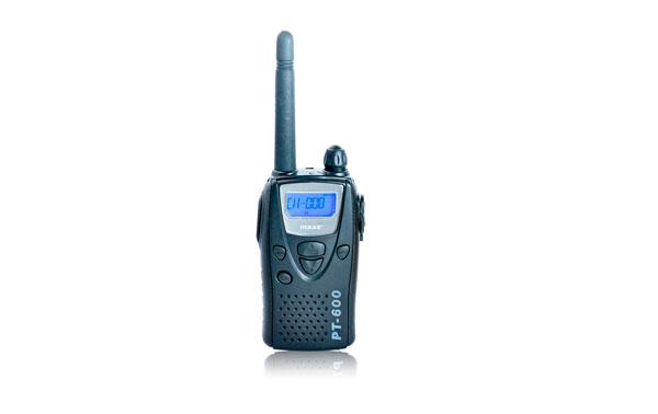 PT600 MAAS PMR-446 walkie de uso libre