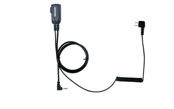 NAUZER PTT-32-M2 MOTOROLA PTT compatible helmet PELTOR SPORTTAC